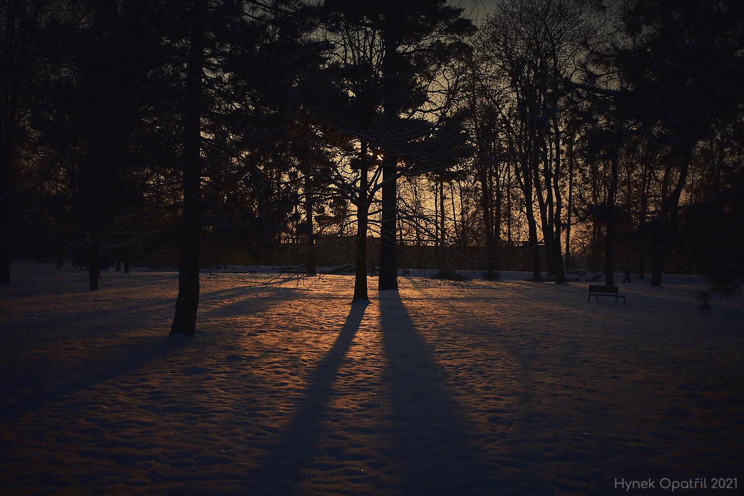 Fotoobraz park Hynek Opatřil
