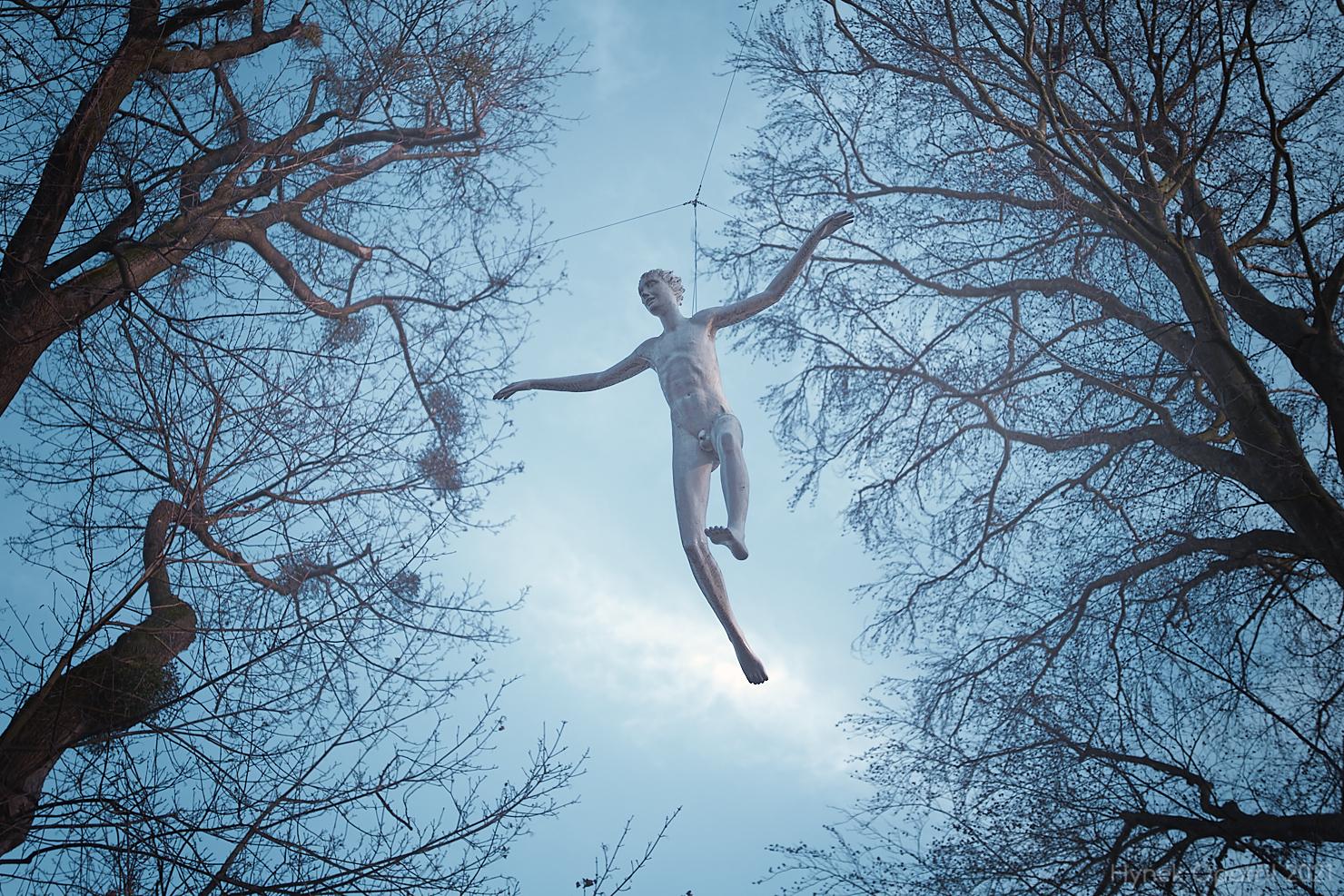 Fotoobraz socha Hynek Opatřil