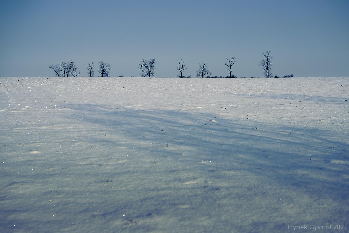 Fotoobraz zima Hynek Opatřil